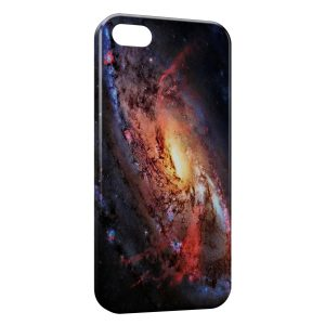 Coque iPhone 4 & 4S Galaxy 9