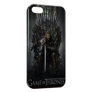 Coque iPhone 4 & 4S Game of Thrones 2