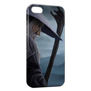Coque iPhone 4 & 4S Gandalf Seigneur des Anneaux