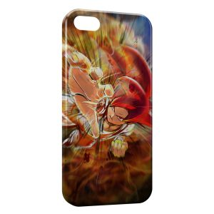 Coque iPhone 4 & 4S Goku - Dragon Ball Z
