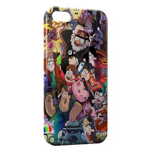 Coque iPhone 4 & 4S Groupe de Cartoons