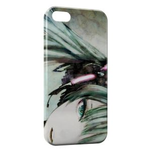 Coque iPhone 4 & 4S Hatsune Miku - Vocaloid