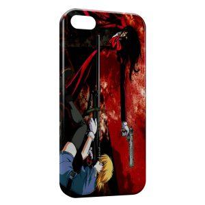 Coque iPhone 4 & 4S Hellsing Manga