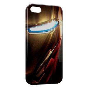 Coque iPhone 4 & 4S Iron Man Eye
