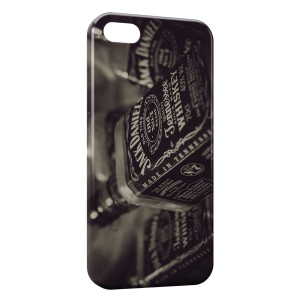 Coque iPhone 4 & 4S Jack Daniel's Tennessee Whiskey Vintage