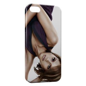 Coque iPhone 4 & 4S Jessica Alba 2