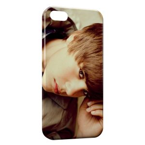 Coque iPhone 4 & 4S Justin Bieber