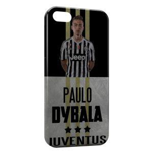 Coque iPhone 4 & 4S Juventus Football Paulo Dybala