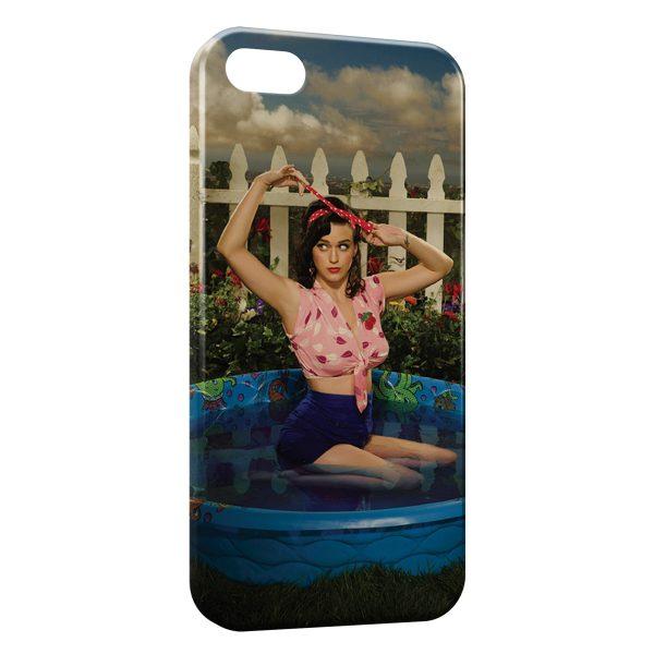 Coque iPhone 4 & 4S Katy Perry 3