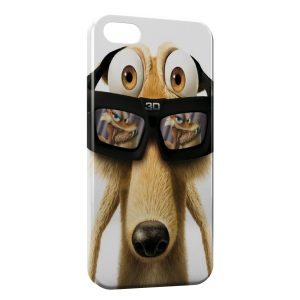 Coque iPhone 4 & 4S L'Age de Glace 3D