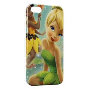 Coque iPhone 4 & 4S La Fée Clochette 2