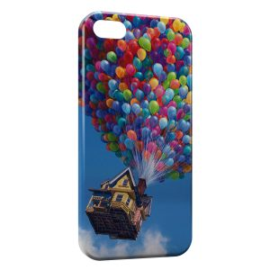 Coque iPhone 4 & 4S La Haut
