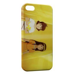Coque iPhone 4 & 4S Les Mystérieuses Cités d'Or