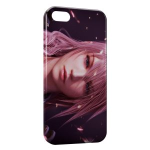 Coque iPhone 4 & 4S Lightning - Final Fantasy XIII
