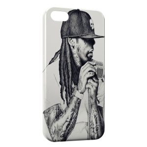 Coque iPhone 4 & 4S Lile Wayne