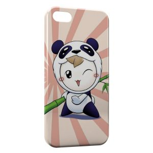 Coque iPhone 4 & 4S Little Panda