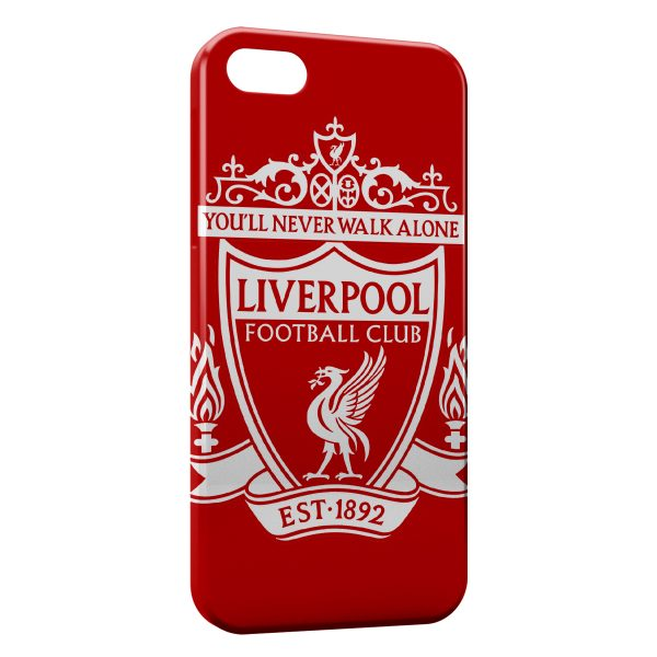 Coque iPhone 4 4S Liverpool FC Football 2 600x600