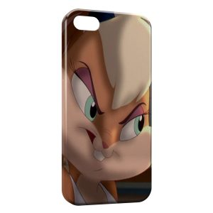 Coque iPhone 4 & 4S Lola Bunny Bugs Girl