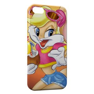 Coque iPhone 4 & 4S Lola Bunny Bugs Girl Fun