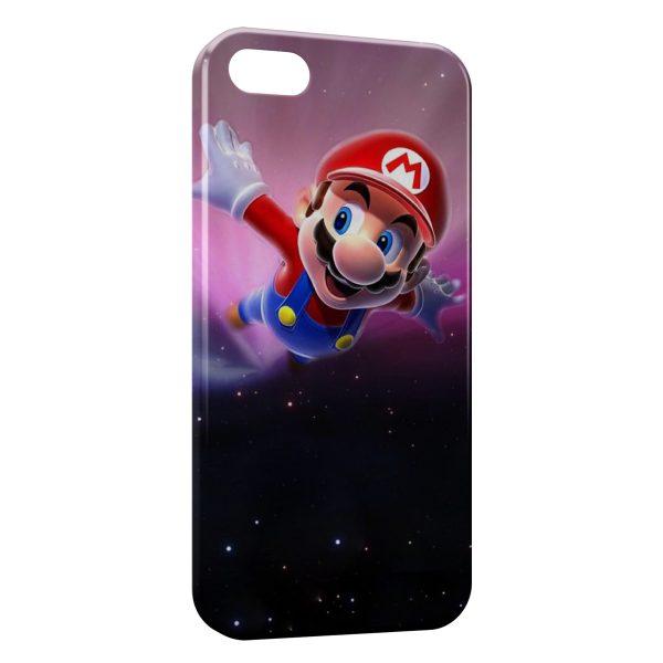 Coque iPhone 4 & 4S Mario Galaxy 2