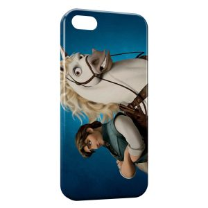 Coque iPhone 4 & 4S Maximus Fynn Raiponce