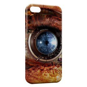 Coque iPhone 4 & 4S Mechanical Eye