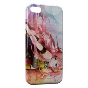 Coque iPhone 4 & 4S Megurine Luka - Vocaloid
