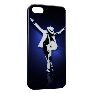 Coque iPhone 4 & 4S Michael Jackson 5