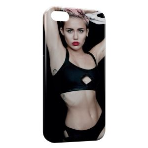 Coque iPhone 4 & 4S Miley Cyrus 3