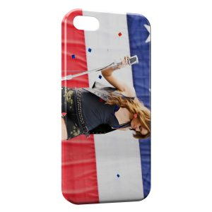 Coque iPhone 4 & 4S Miley Cyrus Party In The Usa