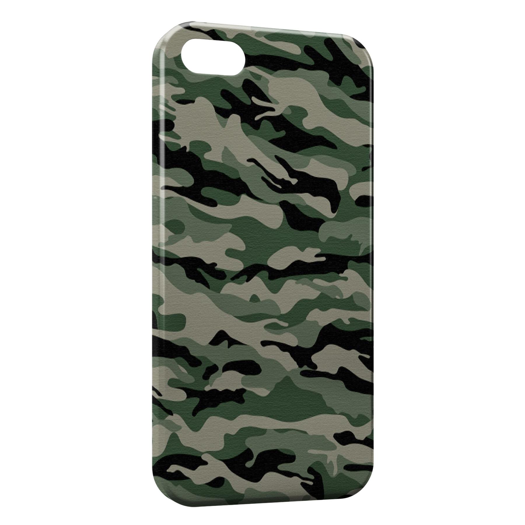 Coque iPhone 4 4S Militaire 4