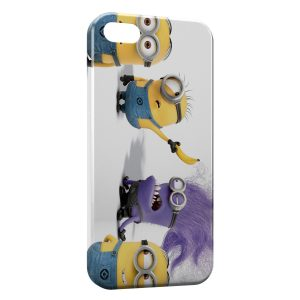 Coque iPhone 4 & 4S Minion 13