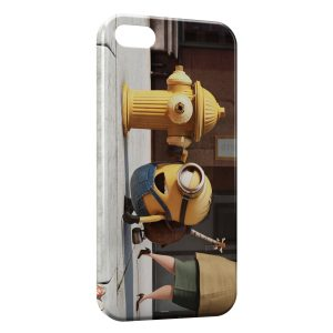Coque iPhone 4 & 4S Minion 15