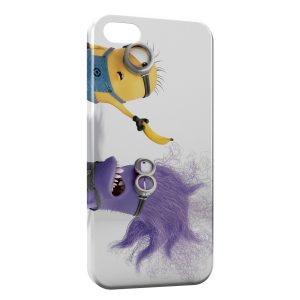 Coque iPhone 4 & 4S Minion 17