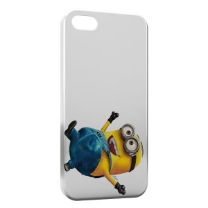 Coque iPhone 4 & 4S Minion 18