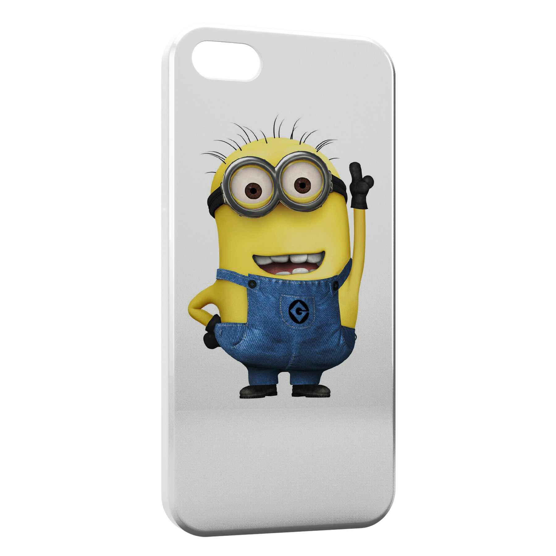 Coque iPhone 4 4S Minion 2