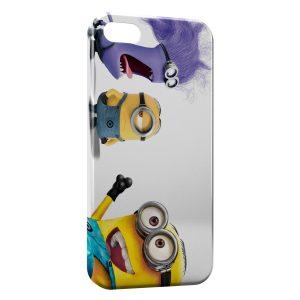 Coque iPhone 4 & 4S Minion 21