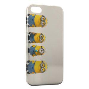Coque iPhone 4 & 4S Minion 22