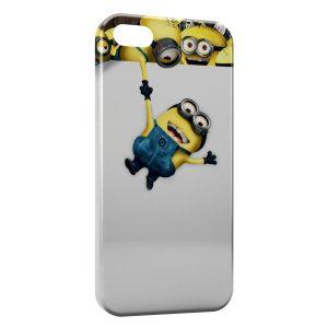 Coque iPhone 4 & 4S Minion 32