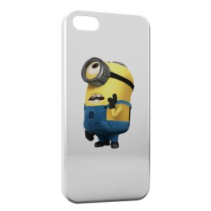 Coque iPhone 4 & 4S Minion 6