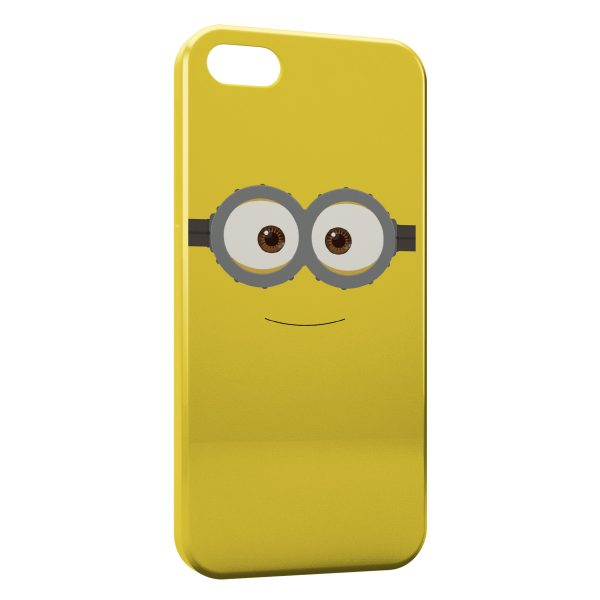 Coque iPhone 4 4S Minion 600x600