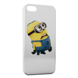 Coque iPhone 4 & 4S Minion 9