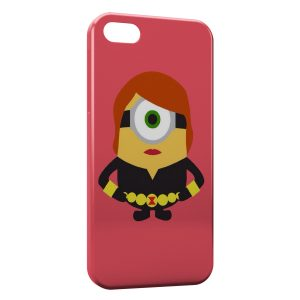 Coque iPhone 4 & 4S Minion Style 1