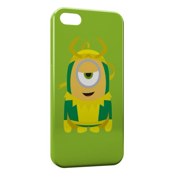 Coque iPhone 4 & 4S Minion Style 2