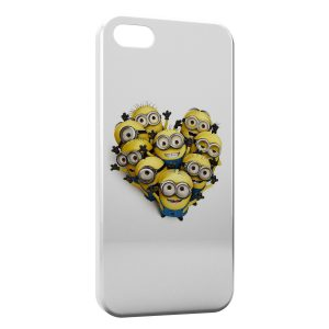Coque iPhone 4 & 4S Minions 3