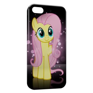 Coque iPhone 4 & 4S Mon Petit Poney Pink Art