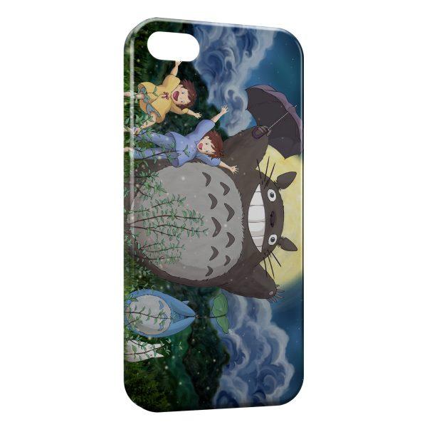 Coque iPhone 4 & 4S Mon voisin Totoro Manga Anime2