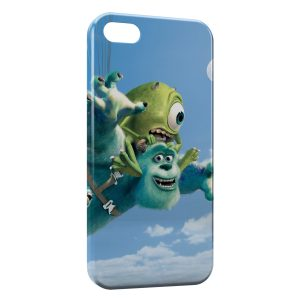 Coque iPhone 4 & 4S Monstre & compagnie Cartoon