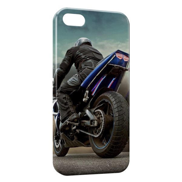 Coque iPhone 4 & 4S Moto 5
