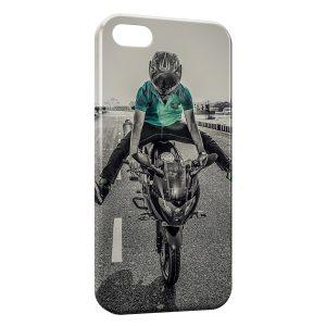 Coque iPhone 4 & 4S Moto Style